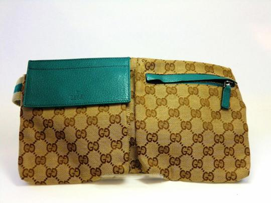 Gucci Bum Waist Belt Fanny Pack Cross Body Bag Image 5
