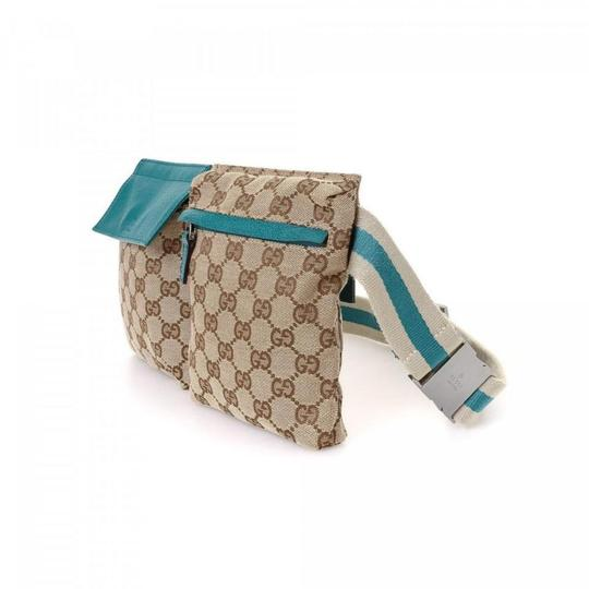Gucci Bum Waist Belt Fanny Pack Cross Body Bag Image 6