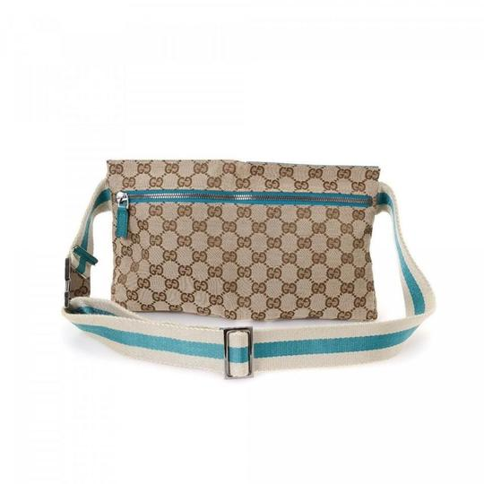 Gucci Bum Waist Belt Fanny Pack Cross Body Bag Image 7