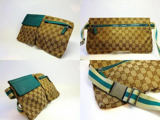 Gucci Bum Waist Belt Fanny Pack Cross Body Bag Image 8