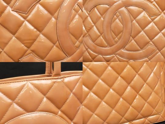 Chanel Medallion Gst Shopper Neverfull Classic Flap Tote in Coral Image 1