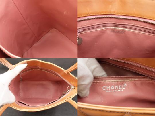 Chanel Medallion Gst Shopper Neverfull Classic Flap Tote in Coral Image 2