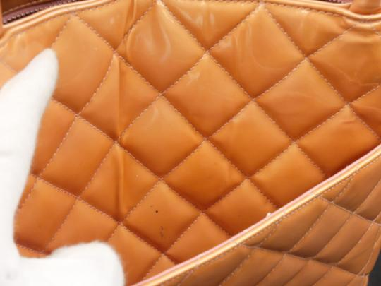 Chanel Medallion Gst Shopper Neverfull Classic Flap Tote in Coral Image 7