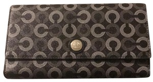 Coach Coach wallet with checkbook holder