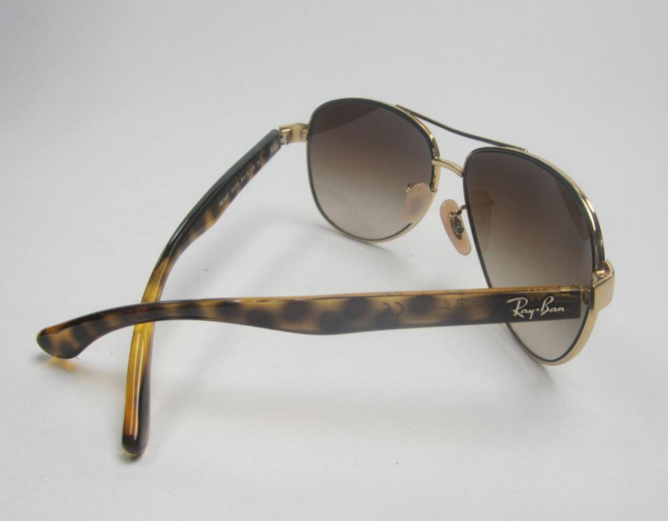 4559381275 ... Ray-Ban GoldBrown Rb3457 00113 Sta603 Sunglasses - Tradesy undefeated x  38860 ee010 ...