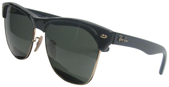 c19090d7e5 Ray-Ban Black Green Made In Italy Rb4175 601 58 Polarized Unisex ...