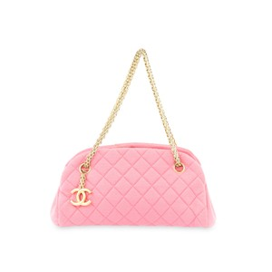 Chanel Mini Mademoiselle Jersey Shoulder Bag
