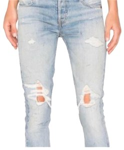 RE/DONE Relaxed Fit Jeans-Distressed