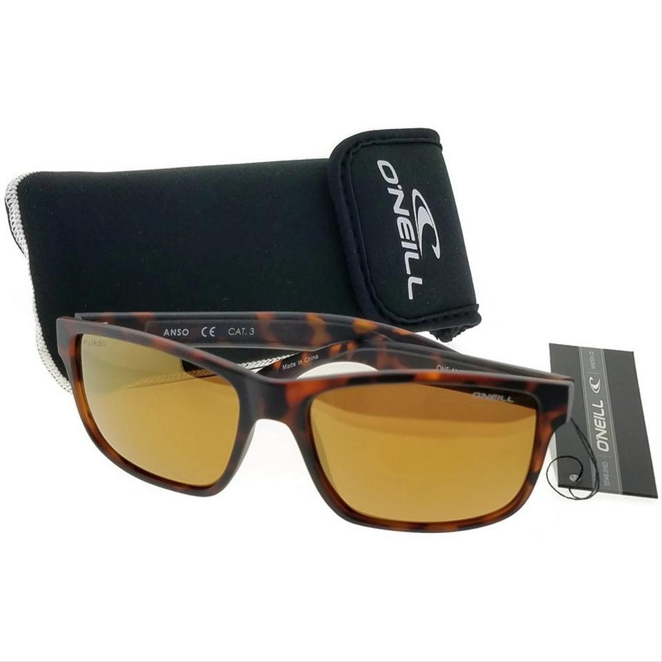 fb6dec9a81c8 O Neill Ons-anso-102p Men s Brown Frame Brown Lens Polarized ...