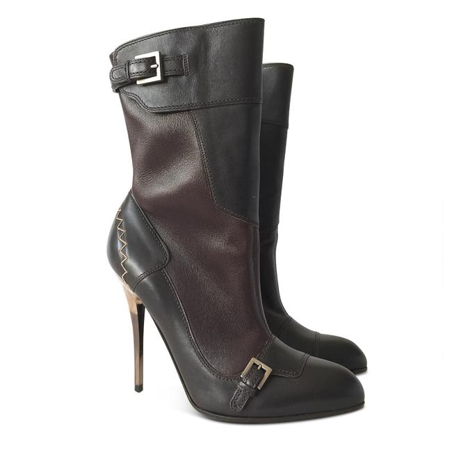Item - Brown New Lince Stiletto Boots/Booties Size US 6 Regular (M, B)