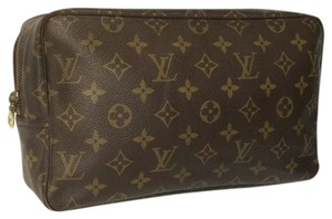 Louis Vuitton Trousse Pouch Toilette 28 Cosmetic Bag