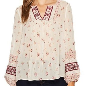 Joie Top Ivory