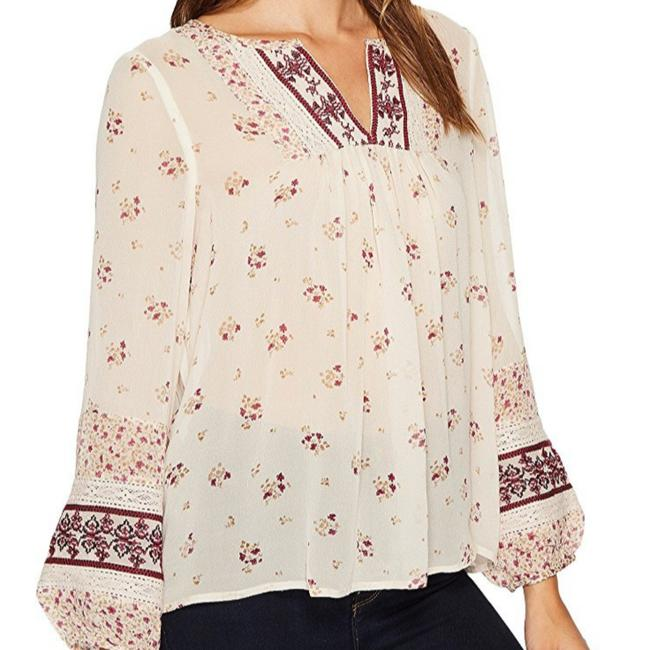 Joie Top Ivory Image 2