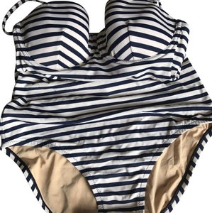 b29583d4f9746 Women's White J.Crew One-Piece Bathing Suits - Up to 90% off at Tradesy