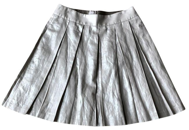 Item - Tan/ Silver/ Shimmery Skirt Size 0 (XS, 25)