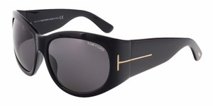 Tom Ford TOM FORD FELICITY TF0404 01A FT404 01A BLACK SUNGLASSES NEW!