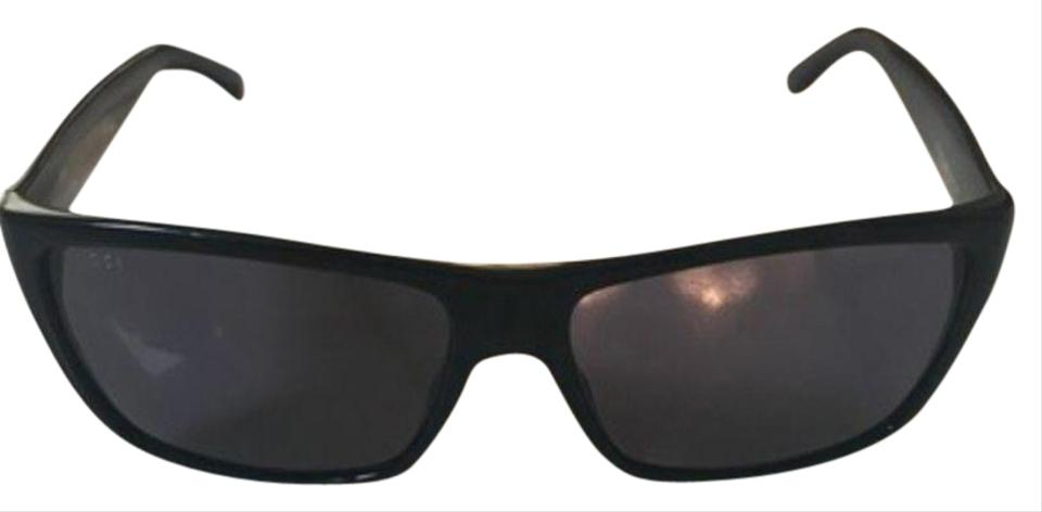 8bb4757e012 Gucci GUCCI MEN Sunglasses GG1000 S 8073H Gloss Black POLARIZED AUTHENTIC  It Image 0 ...