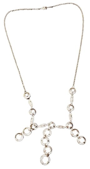 Preload https://item5.tradesy.com/images/abstract-silver-necklace-2341084-0-0.jpg?width=440&height=440