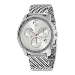 Gucci Silver Bold Chronographs Dial Men's Watch
