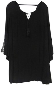 Xhilaration short dress Black on Tradesy