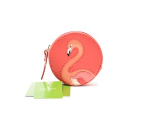 Kate Spade Flamingo Coin Purse