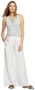 Lemaire Relaxed Pants White