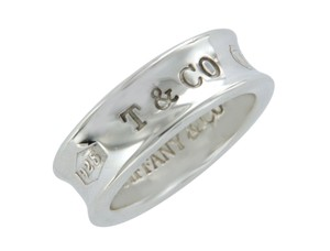 Tiffany & Co. Tiffany & Co. 925 Sterling Silver 1837 Band Ring
