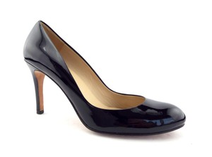 Ann Taylor Perfect Perfect Round Toe Classic Black Pumps