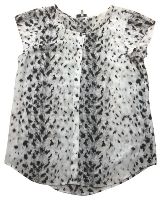 Joie Top white, black Image 0