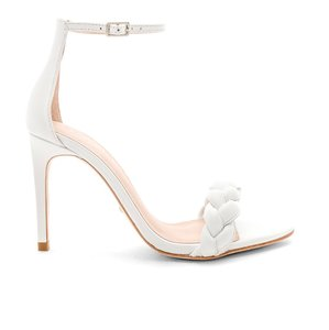 RAYE White Pumps