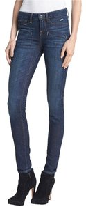 Vince Skinny Jeans-Medium Wash