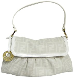 270f96ca8fb3 Fendi Monogram Shoulder Bags - Up to 70% off at Tradesy