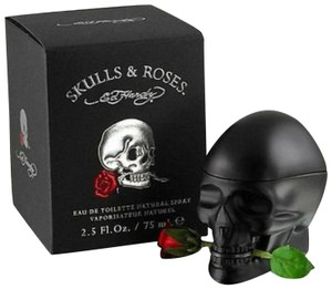 Christian Audigier ED HARDY SKULLS ROSES BY CHRISTIAN AUDIGIER-MEN-EDT-2.5  OZ- 430fadfaff3e