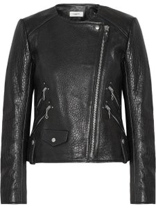 Isabel Marant Moto Biker France Leather Jacket