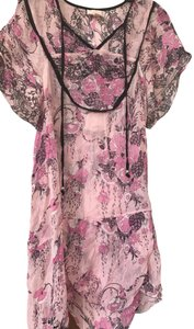 Tracy Reese short dress Multi-Color (pink) on Tradesy