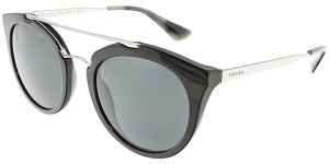 Prada Prada SPR23SS 1AB1A1 Black Cinema Cat Eye Sunglasses NEW!