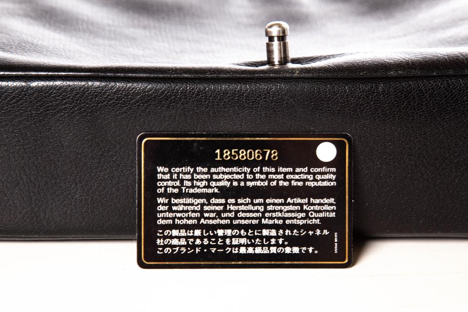460a8241d567 Chanel Boy Spring 2014 Large Ombre & Black Goat Skin Leather ...