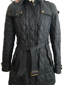 Burberry Brit Quilted Raincoat