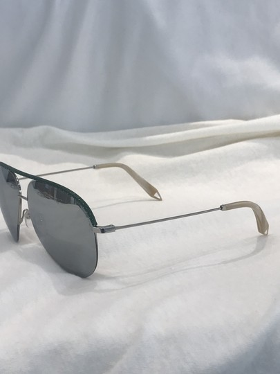 Victoria Beckham mirrored aviator VBS 90 C 49 CAT 3 sunglasses