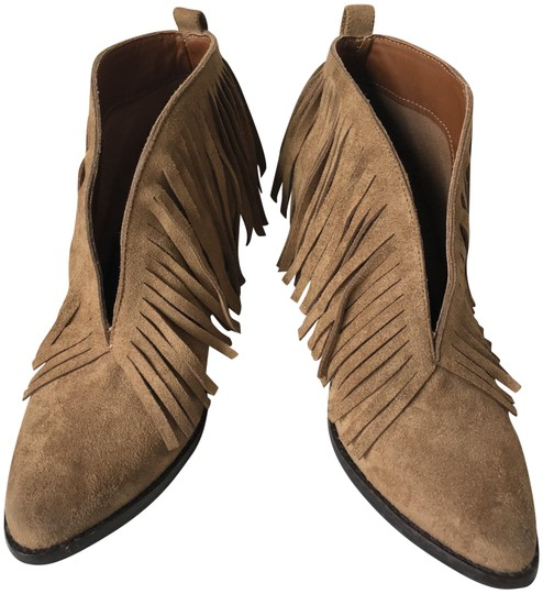 Matisse Suede Boho Bohemian Casual Saddle Boots