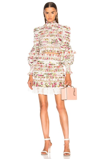 Preload https://img-static.tradesy.com/item/23416538/floral-coco-smocked-and-blouse-set-miniskirt-size-6-s-28-0-0-650-650.jpg