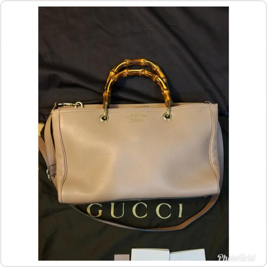 Gucci Tote in dusty pink