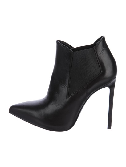 Preload https://img-static.tradesy.com/item/23416544/saint-laurent-black-leather-pointed-toe-ankle-bootsbooties-size-eu-365-approx-us-65-regular-m-b-0-0-540-540.jpg