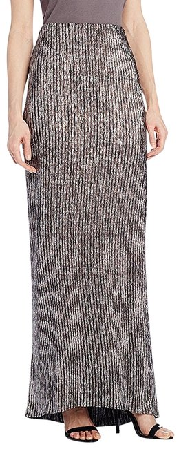 Preload https://img-static.tradesy.com/item/23416614/bcbgeneration-silver-bcbg-mermaid-maxi-skirt-size-2-xs-26-0-1-650-650.jpg