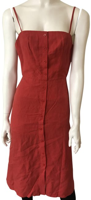Preload https://img-static.tradesy.com/item/23416747/kookai-biancas-red-shoreline-mid-length-short-casual-dress-size-2-xs-0-2-650-650.jpg