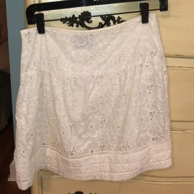 Juicy Couture Skirt White