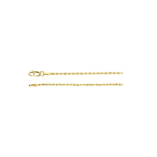 Preload https://img-static.tradesy.com/item/23417122/yellow-14k-gold-15mm-rope-chain-necklace-0-0-540-540.jpg
