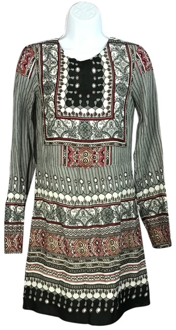 Preload https://img-static.tradesy.com/item/23417138/vero-moda-multicolor-africo-printed-cotton-short-casual-dress-size-2-xs-0-2-650-650.jpg