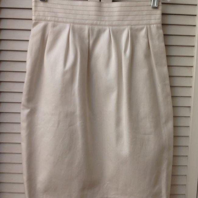 Fendi Skirt Winter White