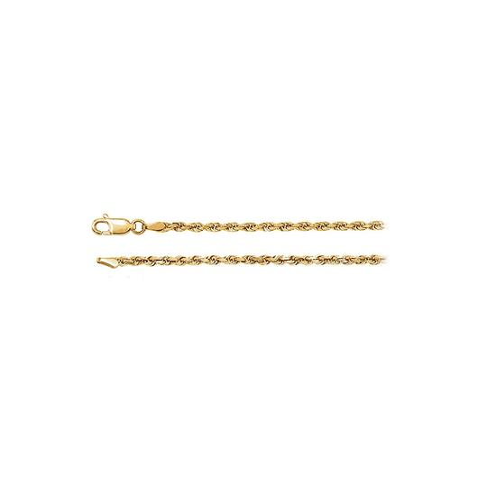 Preload https://img-static.tradesy.com/item/23417178/yellow-14k-gold-diamond-cut-rope-chain-16mm-necklace-0-0-540-540.jpg